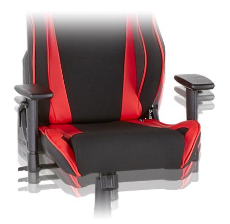 座面高さ調節機能